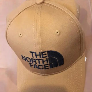 THE NORTH FACE - THE NORTH FACE  キャップ ベージュ