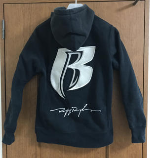 Supreme - Supreme Ruff Ryders Hooded Sweatshirt