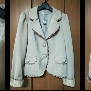 アクシーズファム(axes femme)の新品未使用タグ付き アクシーズファム 綺麗目ジャケット ブレザー(テーラードジャケット)