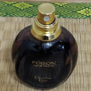 クリスチャンディオール(Christian Dior)の Christian Dior プアゾン オードトワレ 香水 (香水(女性用))