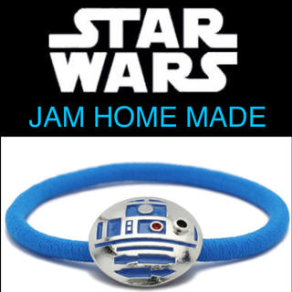 JAM HOME MADE & ready made - STAR WARS R2-D2 ブレスレット ヘアゴム コンチョ スターウォーズ