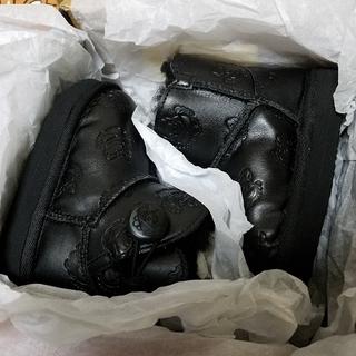 HYSTERIC MINI - ヒスミニ 新品♡ブーツ デビルキン14㎝ ブラック