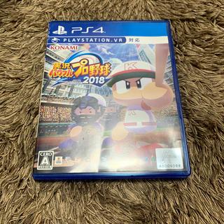 PlayStation4 - PS4 パワプロ 2018