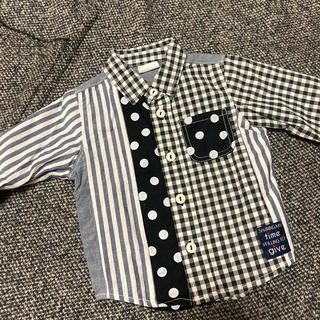 BREEZE - BREEZEシャツ80センチ
