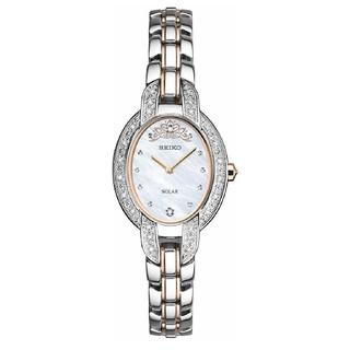 セイコー(SEIKO)のSEIKO ソーラー レディース ウォッチ sup327(腕時計)