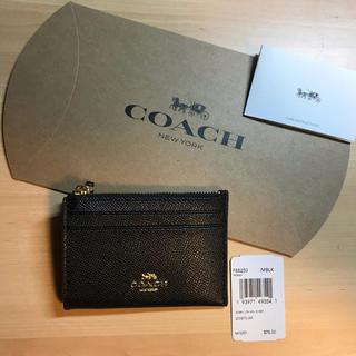 COACH - コーチ コインパスケース 新品