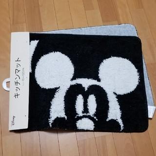 ディズニー(Disney)のsize 45×120 ディズニー ミッキー柄 キッチンマット(キッチンマット)