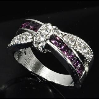 【送料無料】 czダイヤモンド リング 指輪 プレゼント 最高 高級仕上げ 特大(リング(指輪))