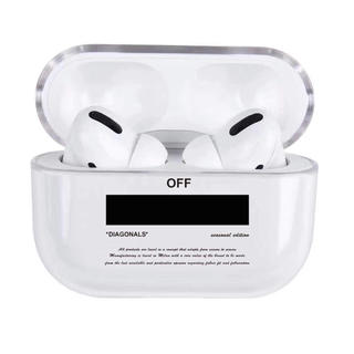 OFF-WHITE - AirPods Pro ケース オフホワイト Off-White