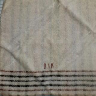 ダックス(DAKS)のダックス タオルハンカチ (ハンカチ/ポケットチーフ)