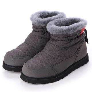 ベアパウ(BEARPAW)の新品 ベアパウ スノーブーツ グレー 25cm(ブーツ)