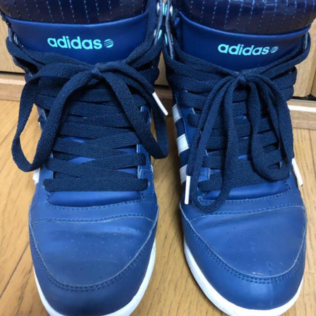 adidas(アディダス)のadidasインヒールスニーカー レディースの靴/シューズ(スニーカー)の商品写真