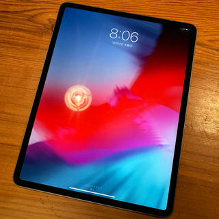 アップル(Apple)のiPad Pro 12.9 wifi 64gb(タブレット)