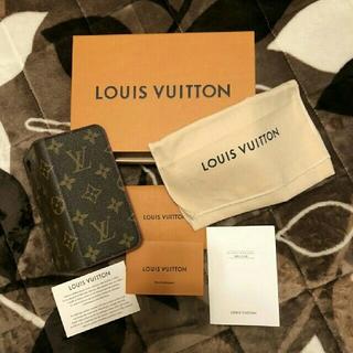 LOUIS VUITTON - ルイヴィトン  iPhoneケース