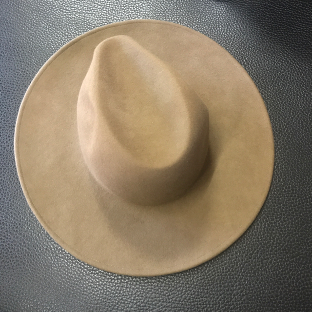 ALEXIA STAM(アリシアスタン)のadmance  ハット モカ レディースの帽子(ハット)の商品写真