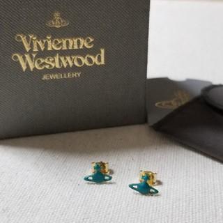 Vivienne Westwood - Vivienne Westwood ヴィヴィアン ウエストウッド ORB ピアス