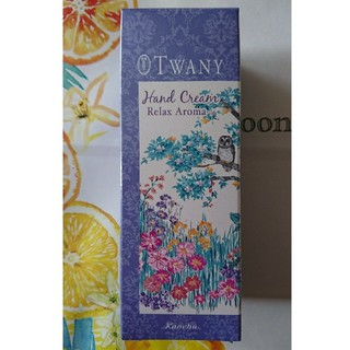 トワニー(TWANY)のカネボウ TWANYハンドクリーム&化粧水(ハンドクリーム)