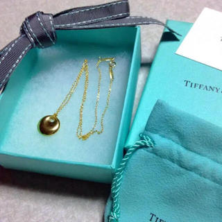 Tiffany & Co. - ティファニー 美品ネックス