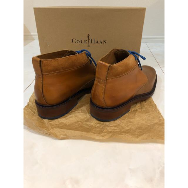 Cole Haan(コールハーン)のコールハーン COLE HAAN ナイキ コラボ チャッカブーツ  メンズの靴/シューズ(ドレス/ビジネス)の商品写真