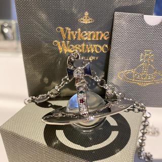 Vivienne Westwood - 刻印 Vivienne Westwood タイニー オーブネックレス