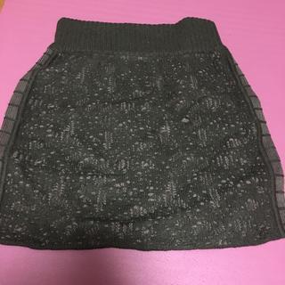ALEXIA STAM - juemi  モザイクニットスカート