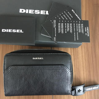 DIESEL - 【箱あり】ディーゼル 二つ折り財布 レザー