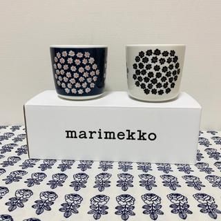 marimekko - marimekko マリメッコ 日本限定ラテマグ プケッティ 2点 新品送料込