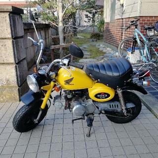 ホンダ - バイクホンダモンキー2004年、AB27、ほぼノーマル車両