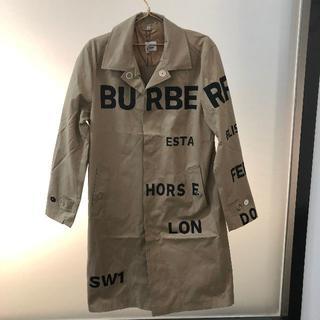 BURBERRY - バーバリー 19SS ホースフェリープリントコート トレンチコート