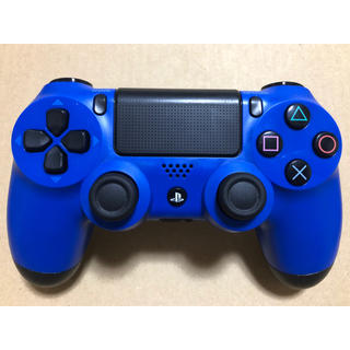 PlayStation4 - PS4 DUALSHOCK4 コントローラー CUH-ZCT1J12 動作良好
