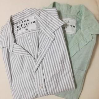 フランクアンドアイリーン(Frank&Eileen)のフランクアンドアイリーン シャツ2枚(シャツ/ブラウス(長袖/七分))