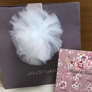 JILLSTUART - ♥️非売品♥️ ジルスチュアート クリスマスコフレ 2019 ショッパー 紙袋