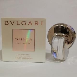 BVLGARI - ブルガリ オムニア クリスタリン オードトワレ 40ml