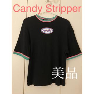 キャンディーストリッパー(Candy Stripper)のCandy Stripper Tシャツ(Tシャツ(半袖/袖なし))