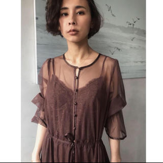 Ameri VINTAGE - アメリ ヴィンテージ チュールワンピ 即日発送