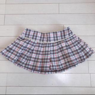 マイクロミニ チェックスカート 制服 学生 衣装