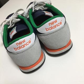 ニューバランス(New Balance)のニューバランス 420 スニーカー サイズ24.5 確認用写真(スニーカー)