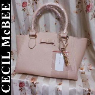 セシルマクビー(CECIL McBEE)のセシルマクビー シンプル2WAYバッグ(トートバッグ)