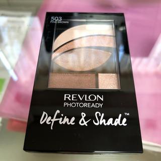 レブロン(REVLON)のフォトレディディファイン&シェード503PINK BROWN(アイシャドウ)