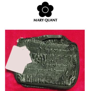 マリークワント(MARY QUANT)の新品・未使用 マリークワント ポーチ ブラック おまけ付き★(ポーチ)