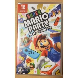 Nintendo Switch - 【新品】スーパーマリオパーティ