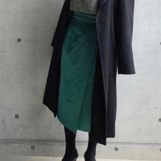 ドゥロワー(Drawer)のブラミンク BLAMINK ラップスカート(ロングスカート)