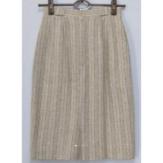 クリスチャンディオール(Christian Dior)のChristian Dior 古着 使用感少な目 美品 スカート(ひざ丈スカート)
