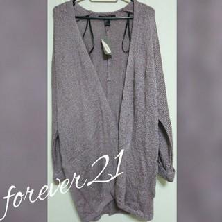 FOREVER 21 - Forever21 ニットカーディガン 〖 新品〗