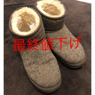 アグ(UGG)のUGG ムートンブーツ ショートブーツ 27cm(ブーツ)