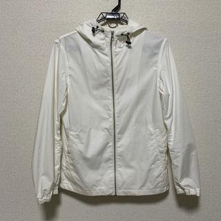 レイジブルー(RAGEBLUE)のRAGEBLUE 40ダンプシャツパーカ長袖 カラー/サイズ ホワイト02/M(パーカー)