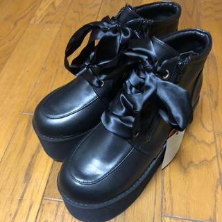 アンクルージュ(Ank Rouge)のAnk Rouge 厚底(ローファー/革靴)