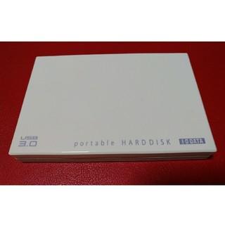 アイオーデータ(IODATA)のmosa-yu様専用「HDPC-UH500WB(中古)」(PC周辺機器)