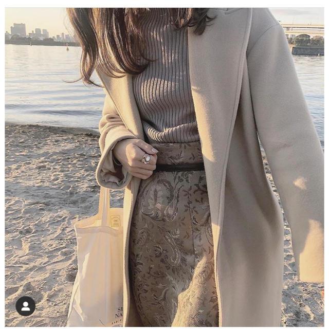 snidel(スナイデル)の未使用新品タグつき スナイデル スカート レディースのスカート(ロングスカート)の商品写真
