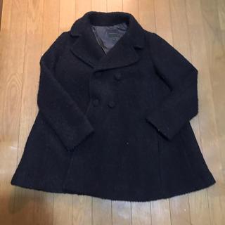 MERCURYDUO -  MERCURYDUO AラインPコート ブラック